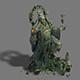 Shushan - statue