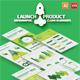Green - Business - Start Up Infographic Set
