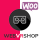 WebVRShop - Virtual Reality Woocommerce Plugin