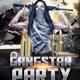 Gangstar Party Flyer