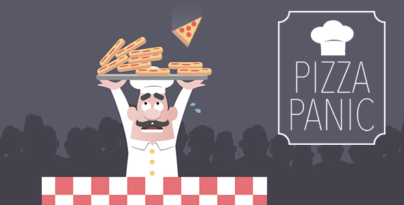 CodeCanyon Pizza Panic Buildbox Document 19777565