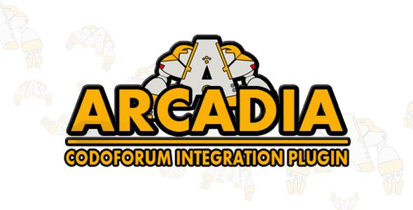 Codoforum Integration Plugin for Arcadia (Add-ons) images