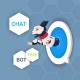 Chat Bot Free Robot Virtual Assistance Of Website