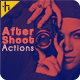 After Shot Retouch Photoshop Actions Pack