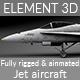 F/A - 18C Super Hornet - Element 3D