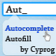 AutoComplete - ActiveDen Item for Sale