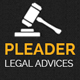 Pleader Law Business Template