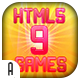 Anik Games Bundle - 9 HTML5 Games (CAPX)
