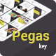 Pegas Keynote template