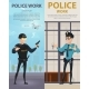 Police Work Vertical Banners