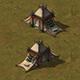 Field - military tent