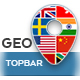 GEO Top Bar (Advertising)