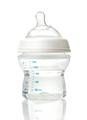 Water in baby bottle