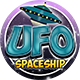 UFO Spaceship - iOS Game with Admob