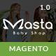 Masta – Baby Shop Responsive Magento Themes