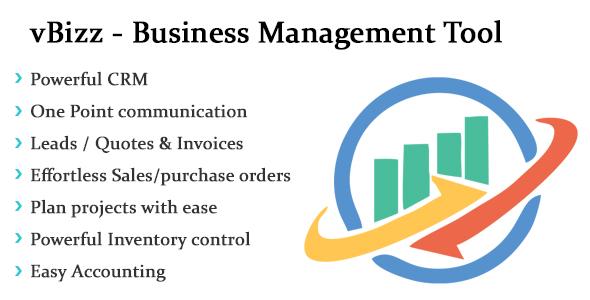 vBizz – Business Management Tool (Miscellaneous) images