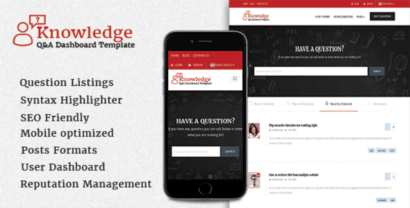 Download InfoCenter - Knowledge Base and Q/A WordPress Theme