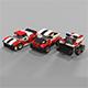 Lego car pack 2