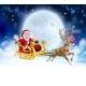 Santa Sleigh Header
