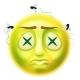 Zombie Emoticon Emoji