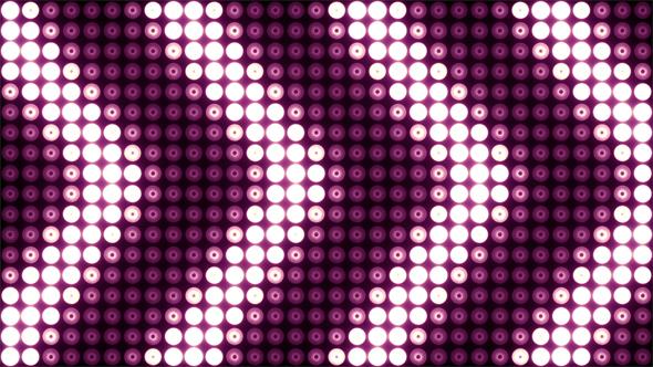 VideoHive Flashing Lights Purple Vj Loop 19821943