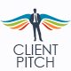 Client Pitch Powerpoint Template