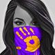 Masked Bandit Girl