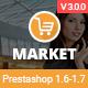 Market - Responsive Multipurpose Prestashop Theme