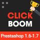 ClickBoom - Responsive Multipurpose Prestashop 1.6 and 1.7 Theme