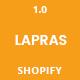 Lapras Responsive Shopify Theme