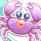 cute crabs template - GraphicRiver Item for Sale