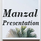 Manzal - Creative PowePoint Templates