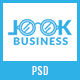 LookBusiness One-Page Multipurpose PSD Template
