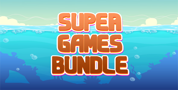 Super 10 Games Bundle №1 (Games)