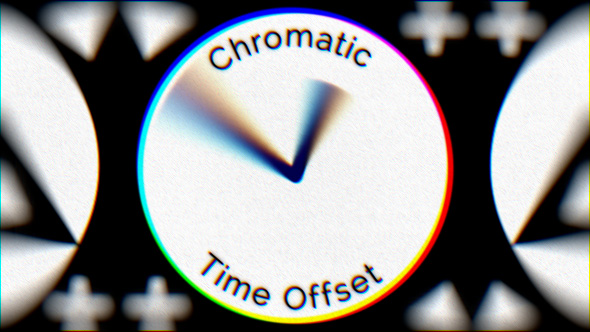 Chromatic Time Offset