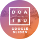 Doa Ibu Google Slide Template