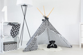 Tipi for baby boy