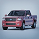 Vray Ready Ford F150 SUV Car