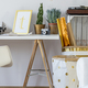Download Boho style home workspace from PhotoDune