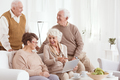 Elderly people and technology