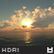 High Resolution Sky HDRi Map 040