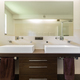Download Master bathroom with two sinks and mirror from PhotoDune