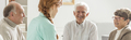 Patients at nursing home