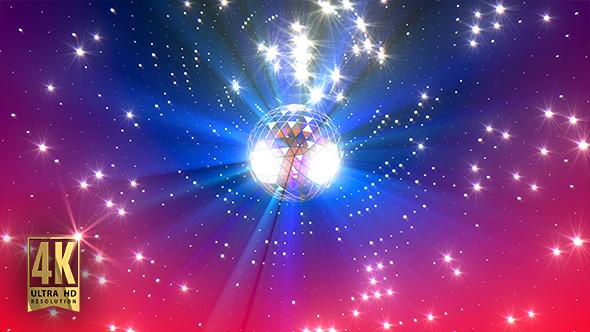VideoHive Disco Ball Background 19827243
