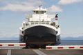 Norwegian cruise travel. Fjord landscape. Visit Norway. Tourism background. Horizontal
