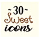 Sweet Candies and Desserts Pack Icons