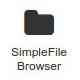 jQuery Simple File Browser