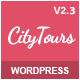 CityTours - Hotel & Tour Booking WordPress Theme