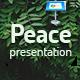 Peace keynote
