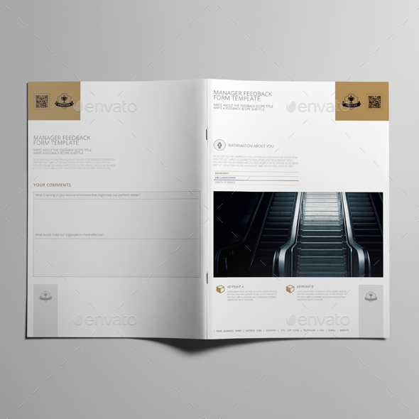 Manager Feedback Form Template by Keboto – Feedback Form Template